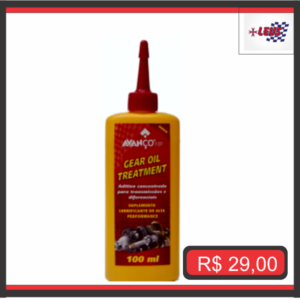 Gear oil Treatment
