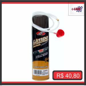 Limpa Ar condicionado Gold sonda GT2000
